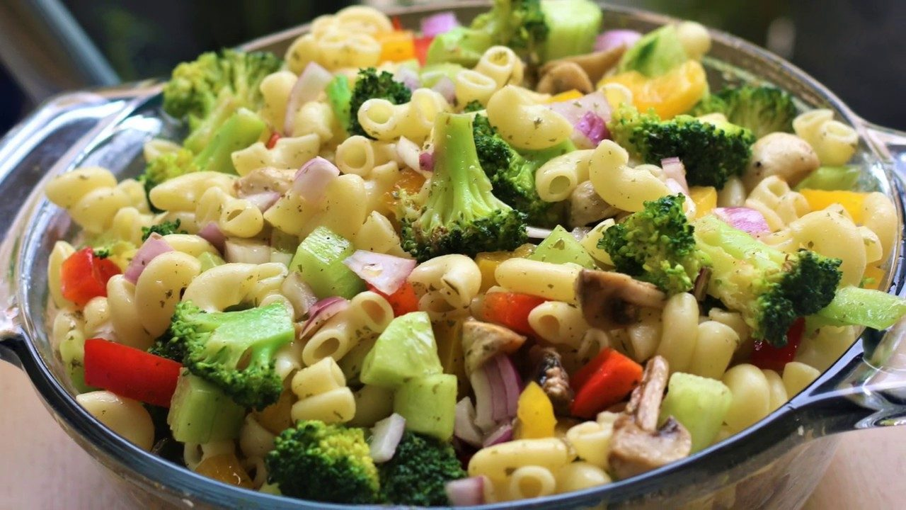 Healthy Pasta Salad Recipe for Weight Loss | Easy Pasta ...